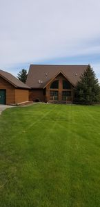 Photo for Up North Log Home for family Fun and Memories