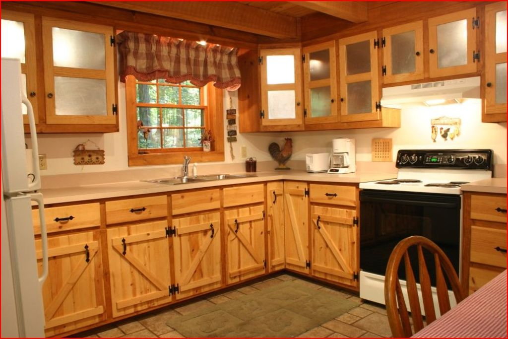 Quot Old Hickory Quot Rustic And Charming Cabin Homeaway