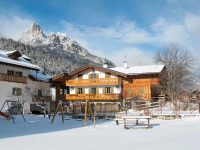 Photo for Apartment Titol II (PFS476) in Pozza di Fassa - 8 persons, 3 bedrooms