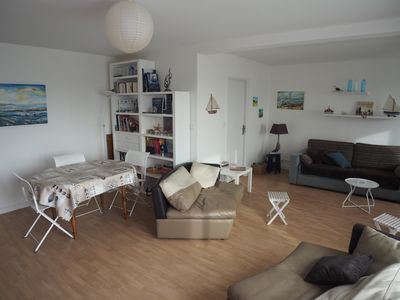 Photo for Spacious, sunny and comfortable ideal for relaxing after an intense day