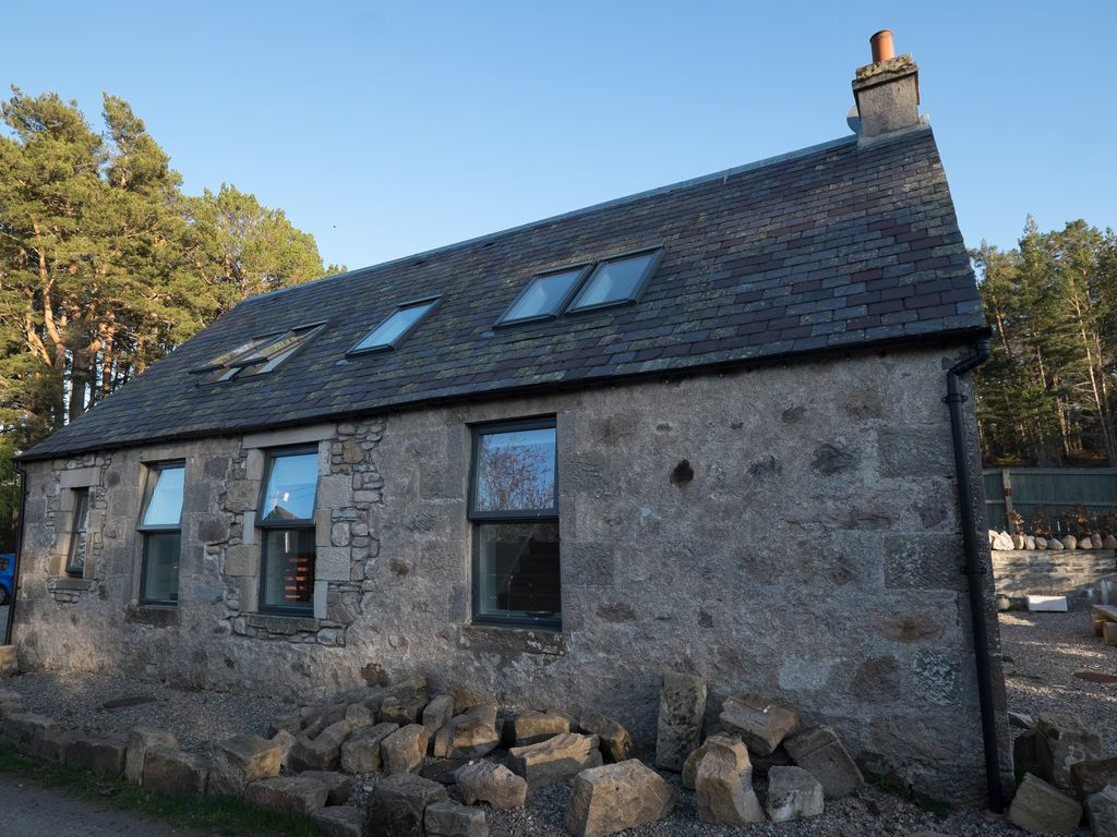 Property Image21 Pretty Stone Cottage With Modern Interior In Gorgeous Forest Location