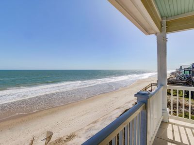 Photo for 8BR House Vacation Rental in North Topsail Beach, North Carolina