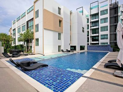 Photo for Holiday apartment Phuket for 1 - 2 persons with 1 bedroom - Holiday apartment