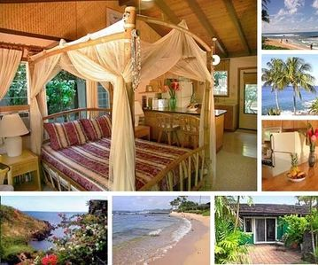 Photo for Tropical Cottage in Poipu Beach!