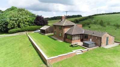 Photo for Self catered, 3 bedroom, 3 bathroom holiday cottage, near Market Rasen