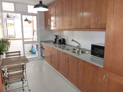 Photo for Comfortable apartment on Esmoriz seafront