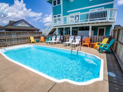 Photo for SunBird | 280 ft from the beach | Private Pool, Hot Tub