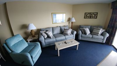 Photo for Panoramic Views from spacious 3 BR 2 BA condo