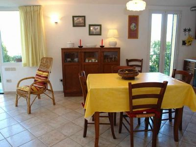 Photo for Close to the sea (about 800 metres) Two bedrooms Trimmed lawn Terrace WIFI