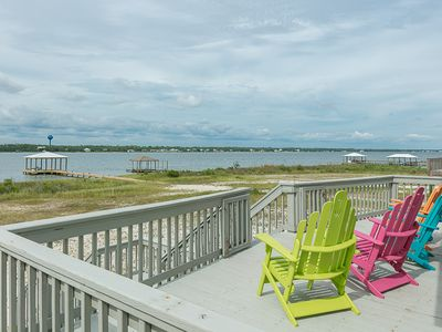 Photo for Toes in the Water: 4 BR / 3 BA house in Gulf Shores, Sleeps 13
