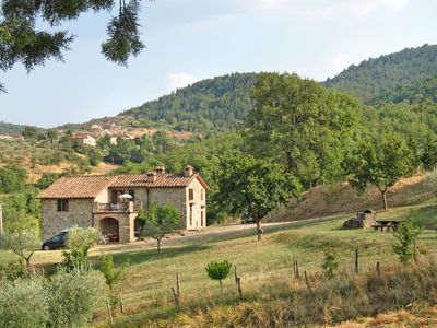 Photo for Vacation home Agriturismo Bulletta (CDL615) in Lago Trasimeno - 8 persons, 4 bedrooms