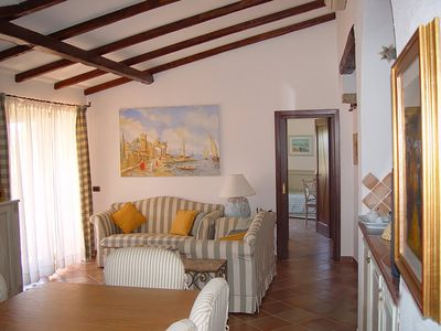 Photo for Apartment With Sea View Terrace