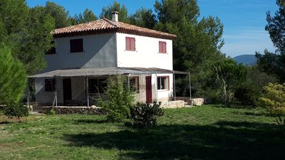 Photo for New: Quiet house and nature, mid distance from La Ciotat and Cassis