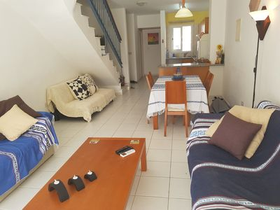 Photo for Modern townhouse in Universal area Paphos with large split level Communal Pool