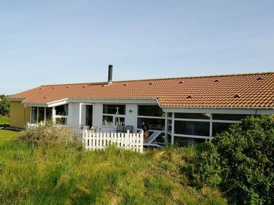 Photo for Lovely Holiday Home In Vejers Strand With A Pool