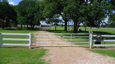 Photo for Texas Star Cottage Located On Beautiful Acreage Between Temple And Belton.