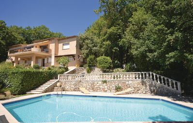 Photo for Beautifull Villa on the French Riviera Pool and Terrace