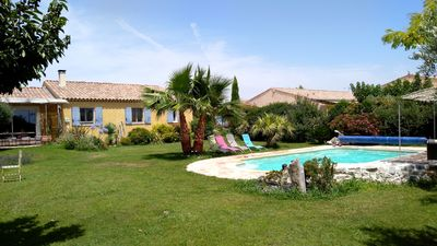 Photo for House with beautiful garden and swimming pool in a quiet hamlet.
