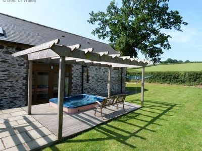 Photo for Vacation home Bwthyn Canol in Builth Wells - 7 persons, 4 bedrooms