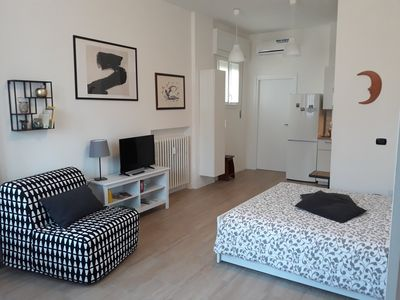 Photo for Very bright apartment, max comfort and privacy