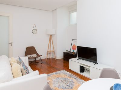 Photo for Charming renovated apartment with 1 bedroom apartment