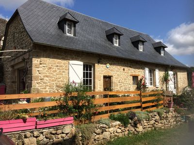 Photo for MAGNIFICENT LARGE RESIDENCE rented in its entirety 18 ° -DORDOGNE VALLEY 8 PERS