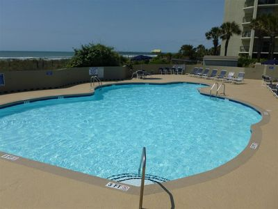 Photo for Fabulous Ocean Front Property,  Margate Towers #805-Myrtle Beach SC