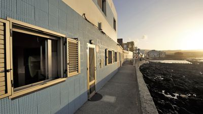 Photo for Beach Apartment in Gáldar, Gran Canaria.