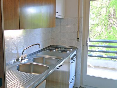 Photo for Apartment in the center of Randogne with Internet, Pool, Lift, Parking (46315)