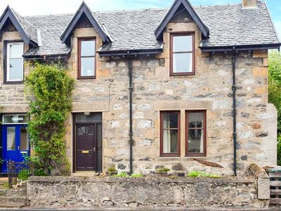 Photo for HILLSIDE EAST, family friendly, with open fire in Kingussie, Ref 1557
