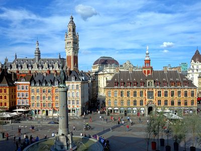 Photo for 1BR Apartment Vacation Rental in Lille, Nord