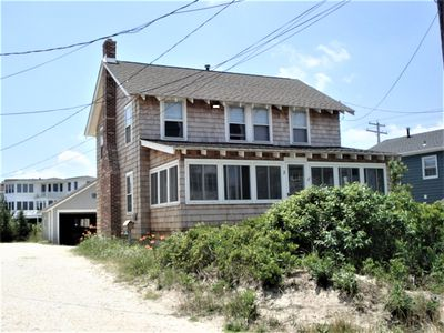 Photo for Awesome Location - Steps to the Beach - 4BR - Sleeps 7 - with Beach Badges