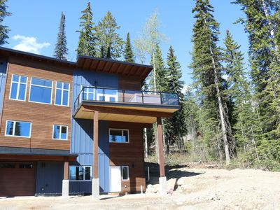 Photo for Ski in Ski Out - 4 Bedroom / 3.5 Bath Townhome at Kicking Horse Mountain Resort