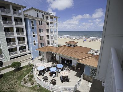 Photo for Beautiful 2 bedroom beach condo! Sleeps 8