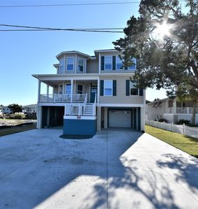 Photo for Canal Front - South Litchfield Beach - Private Dock/Pool