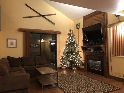 Photo for Ski Condo at base of Park City: Canyons Village. 3 bed, 2 bath - sleeps 6-9