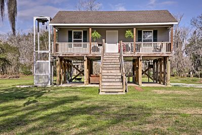 Welcome to our Cajun Cottage.