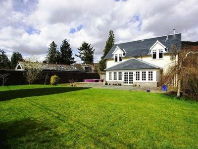 Photo for holiday home, St Fillans  in Westliche Highlands - 8 persons, 4 bedrooms