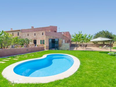 Photo for CAN POTDIR - Villa with private pool in Ariany.