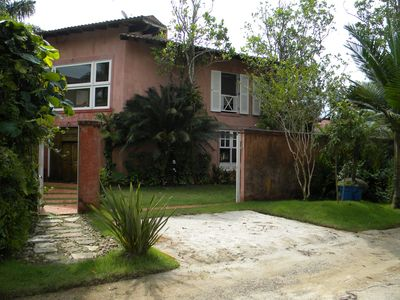 Photo for Beautiful 4 bedroom home, tastefully decorated and equipped, single project prox the sea