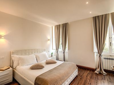 Photo for IMPERIAL SUITE, MOST BEAUTIFUL APARTMENT IN THE VERY HISTORICAL CENTRE!