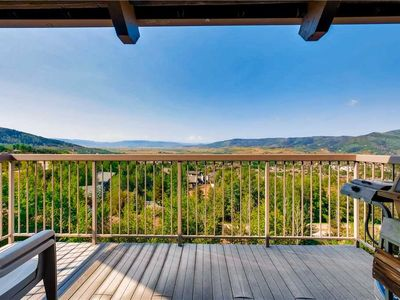 Photo for Beautiful 2 Bedroom w/Loft, Magnificent Valley Views & Onsite Hot Tubs!