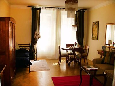 Photo for Apartment 130 m from the center of Vienna with Internet (30311)