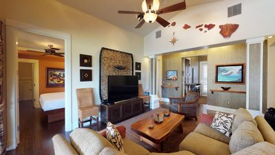 Photo for 5 Star Custom Designer Furnishings! THE Nicest Penthouse on the Island!