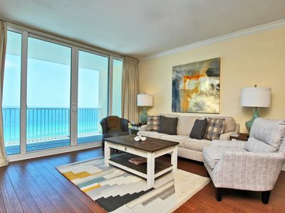 Photo for San Carlos 1106 Come rejuvenate your soul and REST YOUR BUM at the beach!!