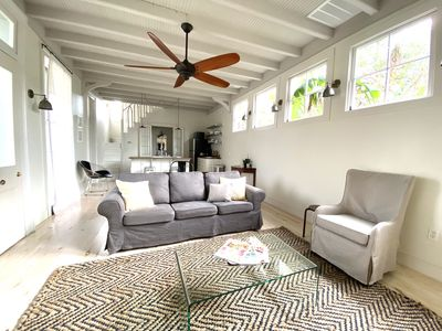 Photo for Secluded Luxury in our Gothic Carriage House, monthly rentals