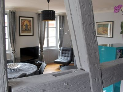 Photo for NEW - Charming cottage in the heart of Colmar - 4 people 60m2 - Hyper Centre!