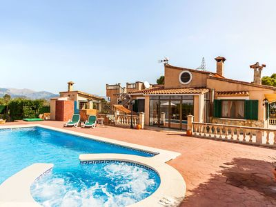 Photo for Rural idyll with pool – Villa Can Bagur Ventolra