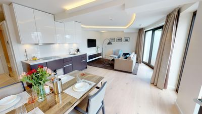 Photo for Unique 105 sqm, light flooded with sea views and sauna