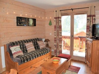 Photo for Apartment Pralognan-la-Vanoise, 2 bedrooms, 5 persons
